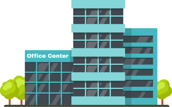 office-buildings icon