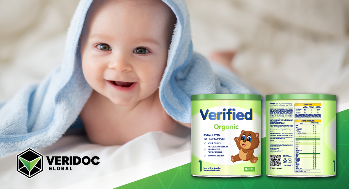 Secured-Infant-Formula